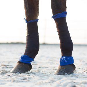 Sous bandage pour cheval